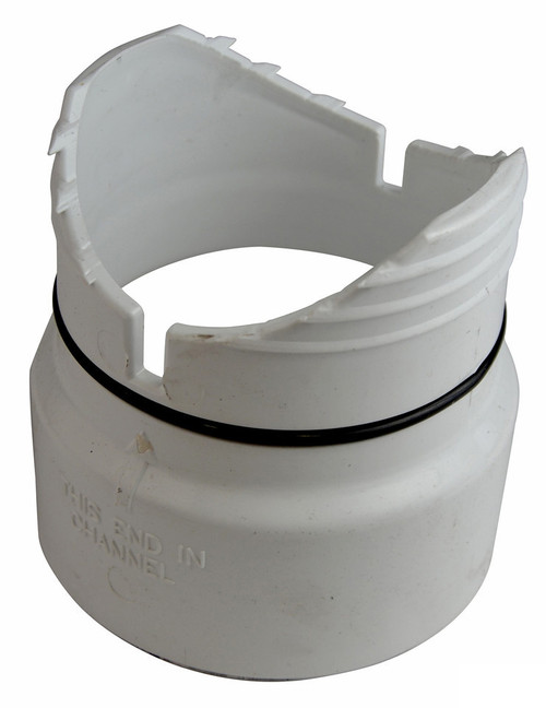 NDS Dura Slope Bottom Outlet Adapter