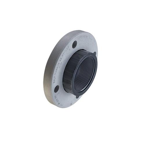 """3"""" PVC Schedule 80 Van Stone Flange (FPT) 150 PSI"""