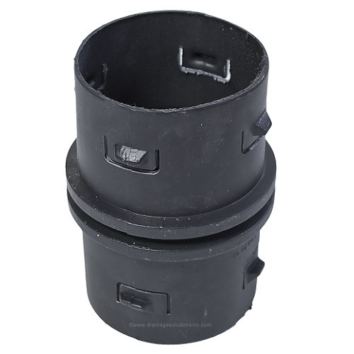 "HDPE  5"" Singlewall Internal Coupling"