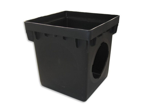 "NDS 12"" x 12"" Catch Basin w/Two Opening (Each)"