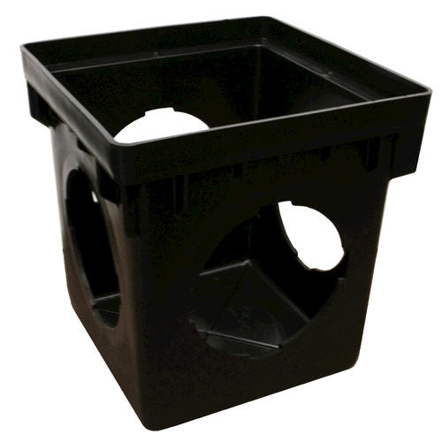 "NDS 12"" x 12"" Catch Basin w/Four Opening (Each)"
