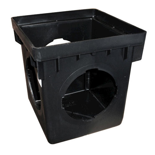 "NDS 12"" x 12"" Catch Basin w/Three Opening (Each)"