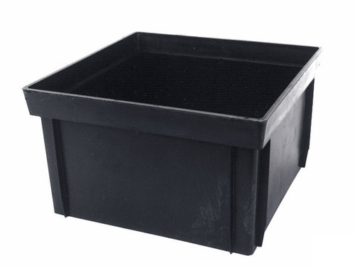 "NDS 12"" x 12"" x 6"" Catch Basin Riser Extension"