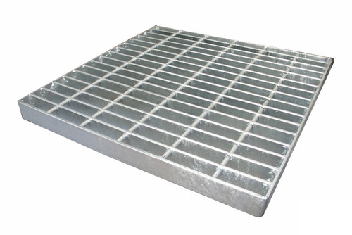 "NDS Galvanized Steel Grate for 24"" Basin"