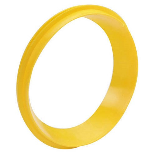 Yellow Pipe Seal for Tuf-Tite Sump & Distribution Boxes