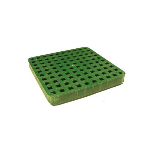 "Tuf-Tite 11"" x 11"" Grate (Green)"