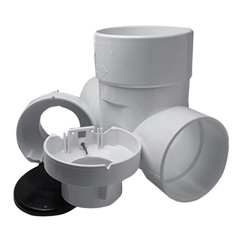 Pvc 6 Quot Backwater Valve S X S The Drainage Products Store