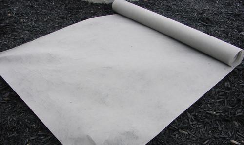 4' X 300'  3 oz. Spun Bonded Polyester Landscape Fabric