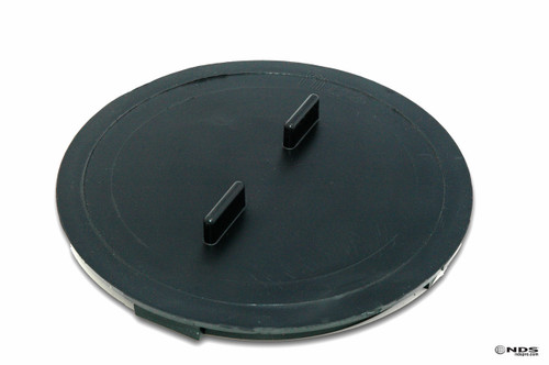 Nds 18 Quot Four Hole Catch Basin Kit W Galvanized Metal