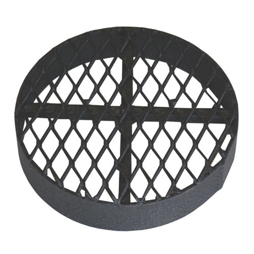 Standard 8 Quot Metal Grate For For Corrugated Plastic Pipe