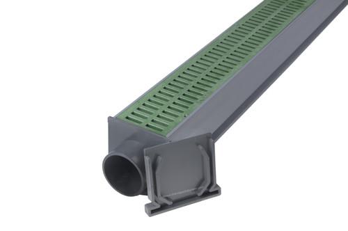 NDS Mini Channel Drain Kit (Green)
