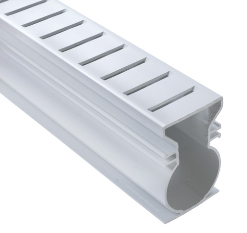 Stegmeier Super Drain  (White) 5'