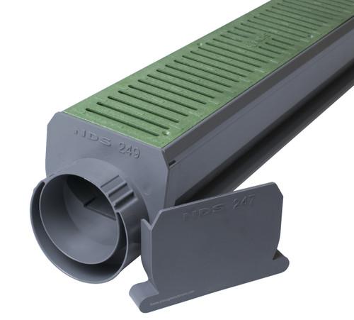 NDS Spee-D Channel Drain Kit (Green)