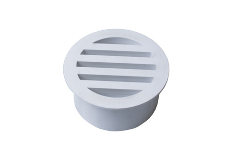 "Snap-In Drain for 3"" PVC Schedule 40 DWV Pipe"