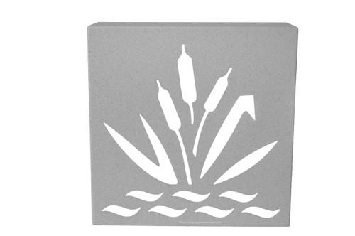 "Decorative Retaining Wall Drain 3"" x 3"" (Stucco)"