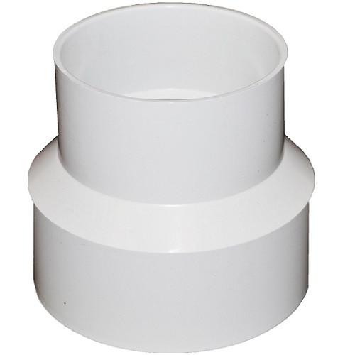 "4"" PVC SDR35 X 4"" DWV Solvent Weld Reducer Bushing (Sp x S)"