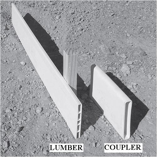 """Stegmeier 6"""" Slip-N-Join Lumber Coupler (Box of 6)"""