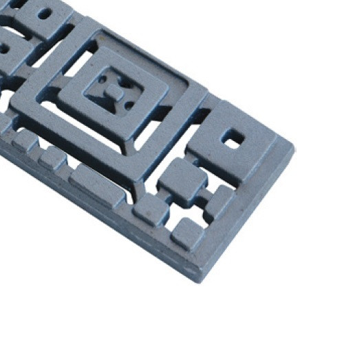 ABT Polydrain Raw Ductile Iron Picaso Grate