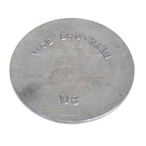 """10"""" Aluminum Solid Cover"""