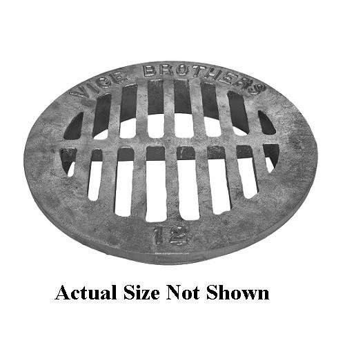 """12"""" Aluminum Flat Grate"""