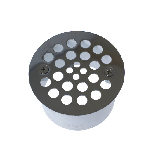 """3"""" Snap-In Drains with Stainless Steel Strainer"""