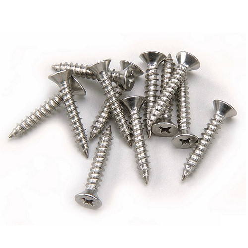 NDS Spee-D Channel Stainless Steel Screws