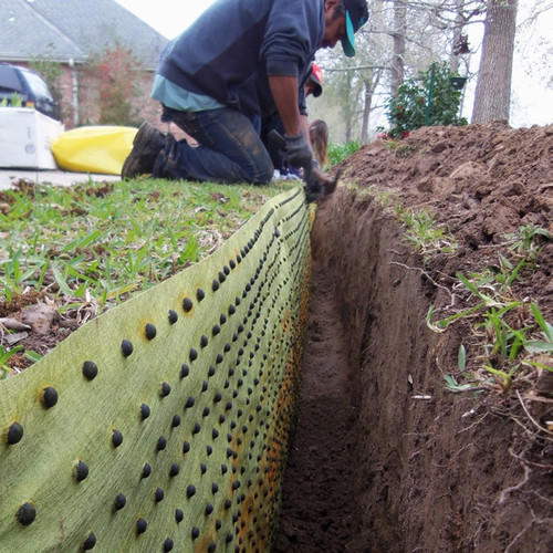 "Biobarrier Root Control Fabric 58.5"" x 21'"