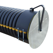 Flap Gate 12 Quot For Corrugated Plastic Pipe The Drainage