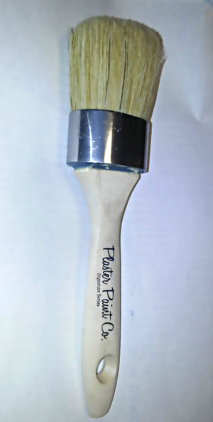 Plaster Paint Signature Brush