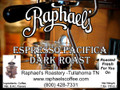 A dark roast blend of four distinct growing regions, providing a wonderful espresso.