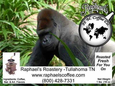 Certified Fair Trade Rwanda Coopac.