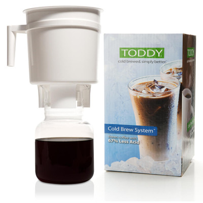 Toddy Cold Brew Maker - the best way to make iced coffee!
