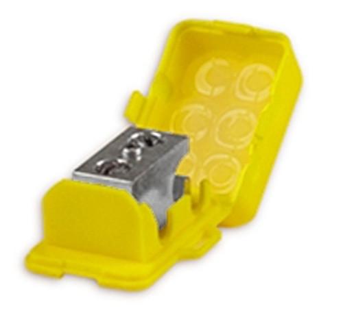 90120 - DB Lug Yellow 5 pc. Bag