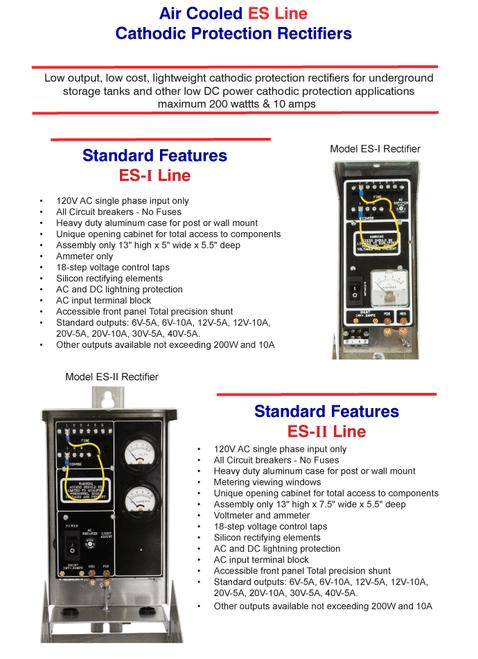 Air Cooled ES Line