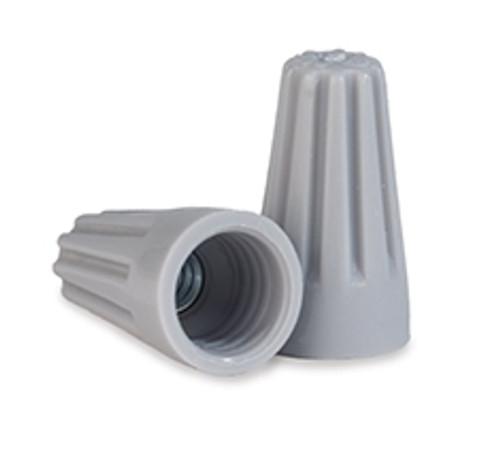 67011 - Gray Nut 1,000pc. Bag