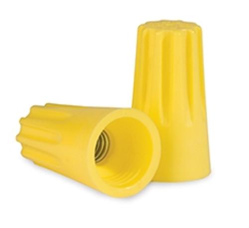 67041 - Yellow Nut 500pc. Bag