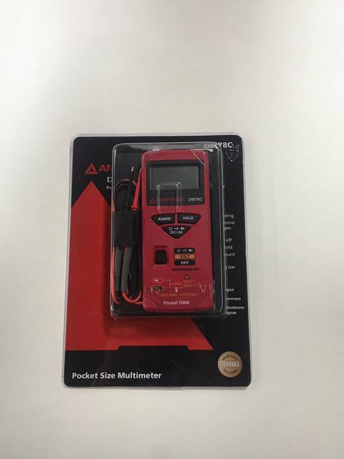 AMPROBE DM78C Pocket Size Digital Multimeter