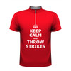 Keep Calm Throw Strikes