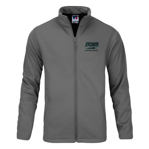 Softshell Waterproof Grey Storm Jacket