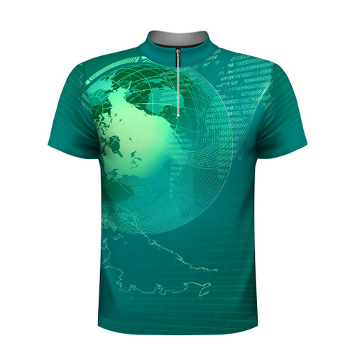 Global Tech Teal