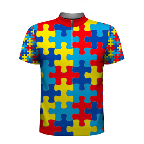 Autism Awareness Full Puzzle