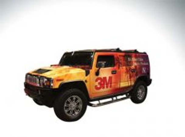 3M Cast Vehicle Wrap