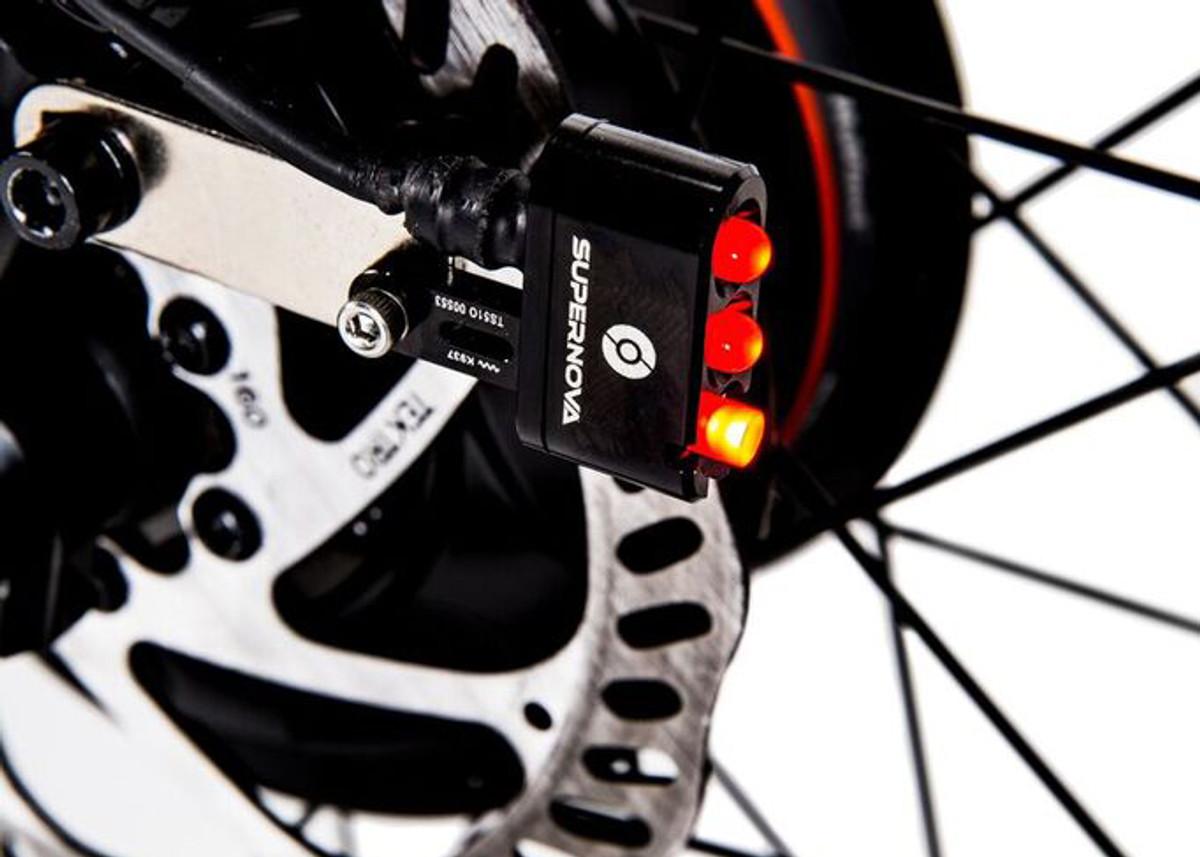 Supernova E3 E-Bike Light System