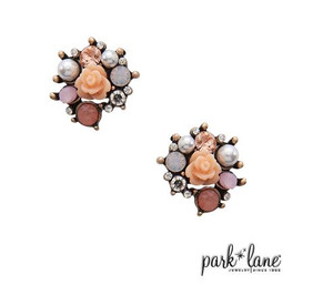 Ash Love Stud Earrings