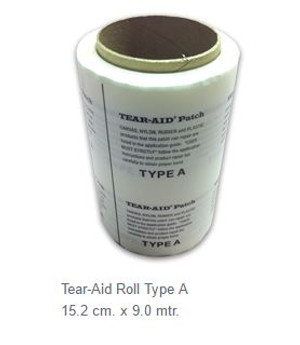 Type A Tear-Aid Repair Roll - 15.2cm x 9m