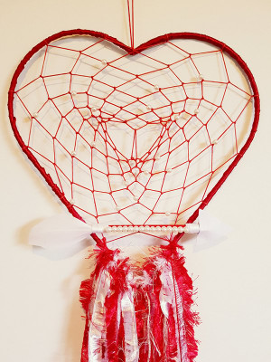 Cupids Arrow Dreamcatcher 1