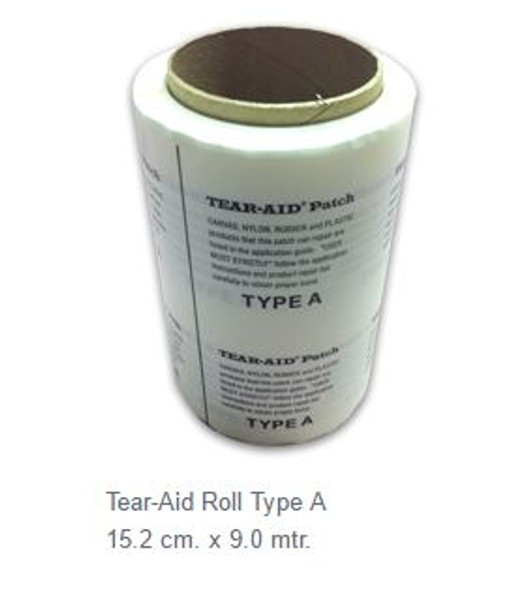 Introducing Tear-Aid - strong and flexible fixing solutions for household and outdoor repairs