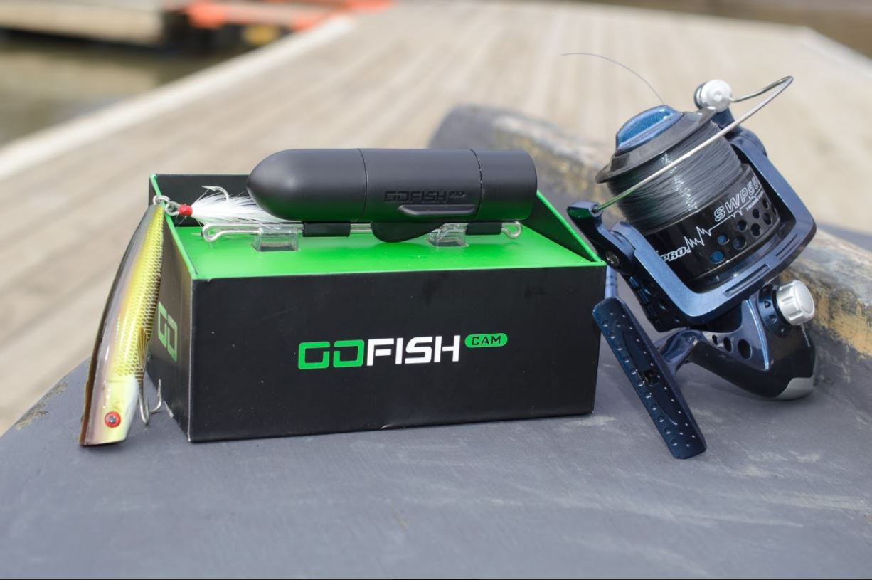 GoFish Cam Wireless Underwater Camera