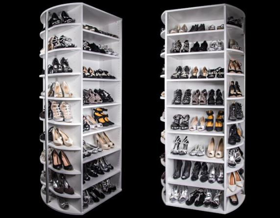 Shoe Closet & Storage Solutions