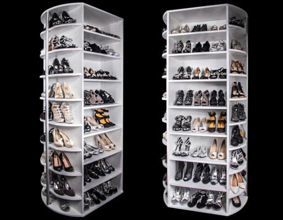Footwear Closet & Storage Solutions